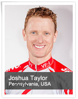 josh taylor spinning master instructor USA 2