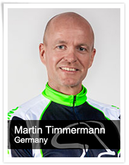Martin Timmermann Spinning Master Instructor Germany 2