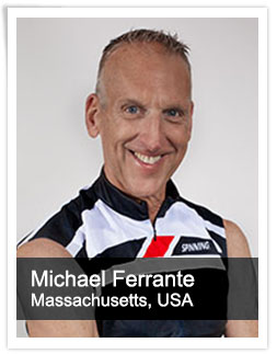 michael ferrante spinning master instructor 2