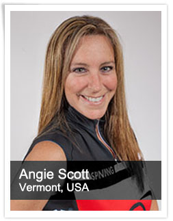 Angie Scott Master Instructor USA