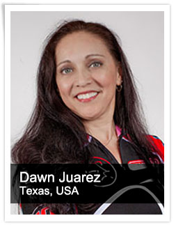 Dawn Juarez Spinning Master Instructor USA