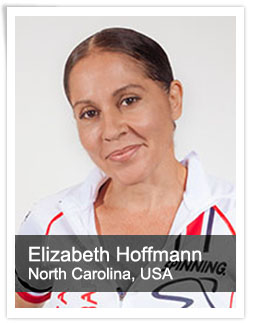 Elizabeth Hoffmann Master Instructor USA
