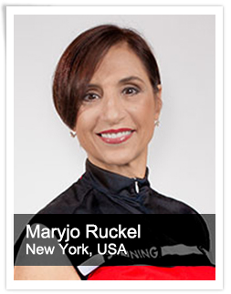 Maryjo Ruckel Master Instructor USA