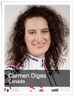 carmen diges master instructor canada
