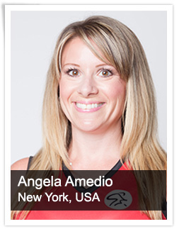 USA Angela Amedio