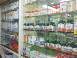 Supplement-Aisle