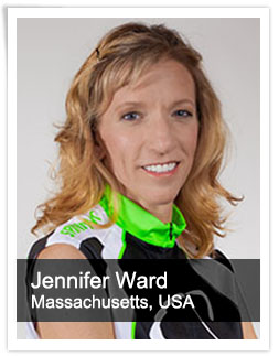 Jennifer Ward Headshot